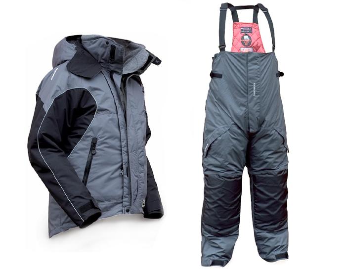 Костюм Shimano Dryshield XT Winter SHXWSUITL