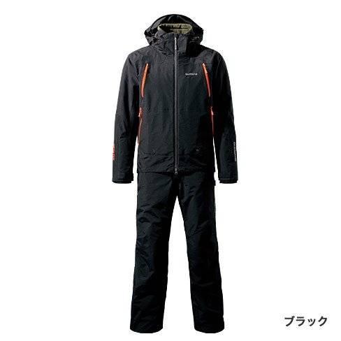 Костюм SHIMANO Gore-Tex RB-014M черный