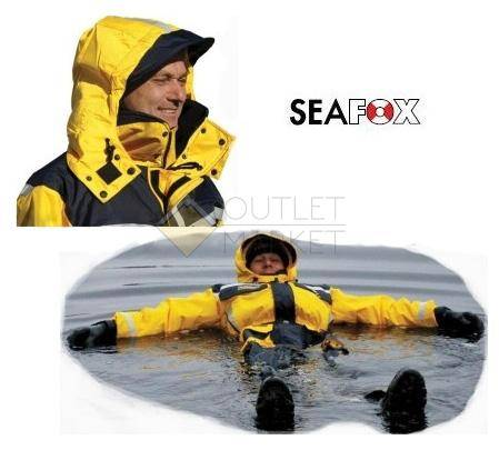 Раздельный Комбинезон-поплавок SeaFox Crossflow Pro Two