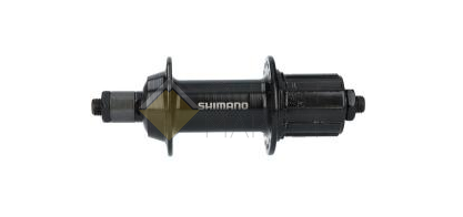 Втулка задняя Shimano TY500