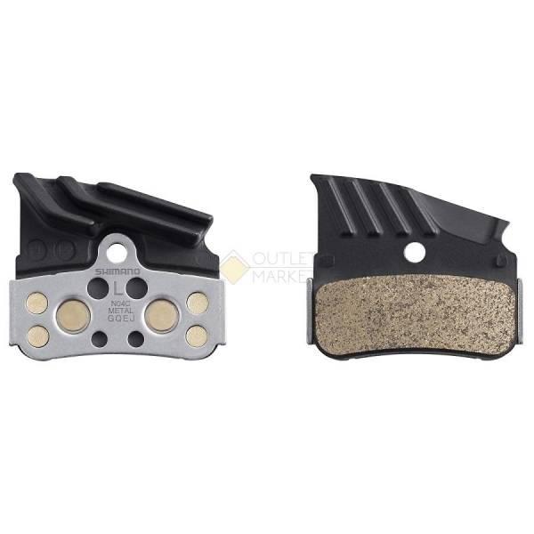 Тормозные колодки Shimano для дискового тормаза N03A
