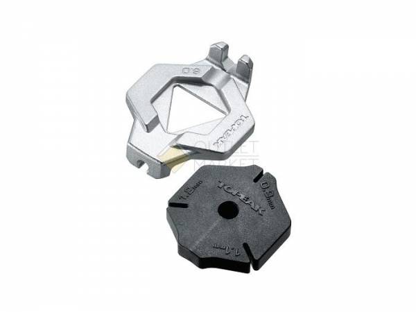 Спицевой ключ TOPEAK Duo Spoke Wrench
