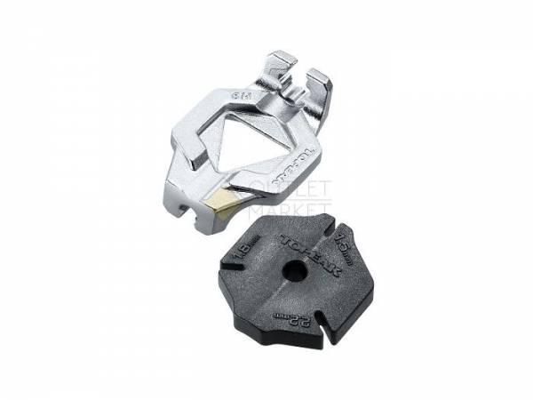 Спицевой ключ TOPEAK M7/M9