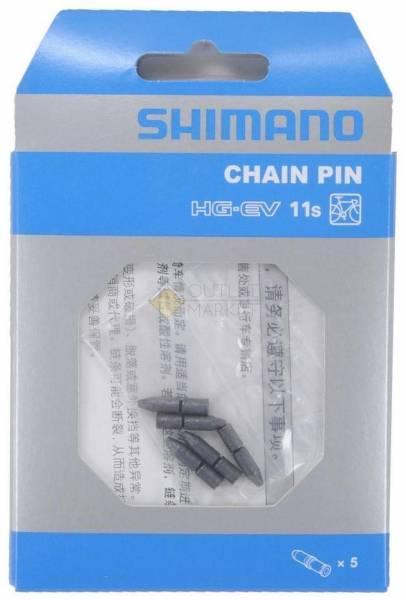 Соединит штифт Shimano для 11 ск цепи к CN9000 HG-EV 3шт Y0AH98030