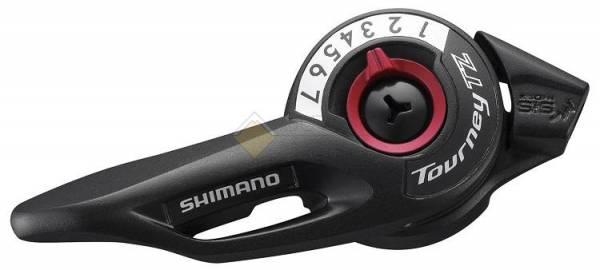 Шифтер Shimano Tourney TZ500 7ск