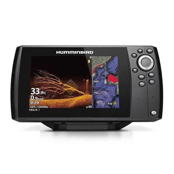 Эхолот HUMMINBIRD HELIX 7X MDI GPS G3N 411070-1M