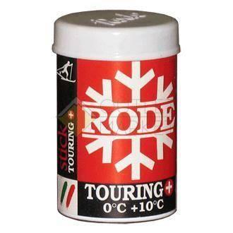 Мазь RODE P110 TOURING+ теплая 0 +10 С 45 г