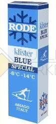 Мазь жидкая-клистер RODE K10 KLISTER BLUE SPECIAL синяя спец. -6 -14 C 60 г 1008072