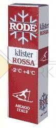 Мазь жидкая-клистер RODE K40 KLISTER ROSSA красная +4 -2 C 60 г 1004389