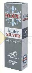Мазь жидкая-клистер RODE K50 KLISTER SILVER серебристая +1 +5 C 60 г 1008069