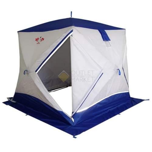 Палатка-куб ПИНГВИН Призма Шелтерс Премиум 2-сл.