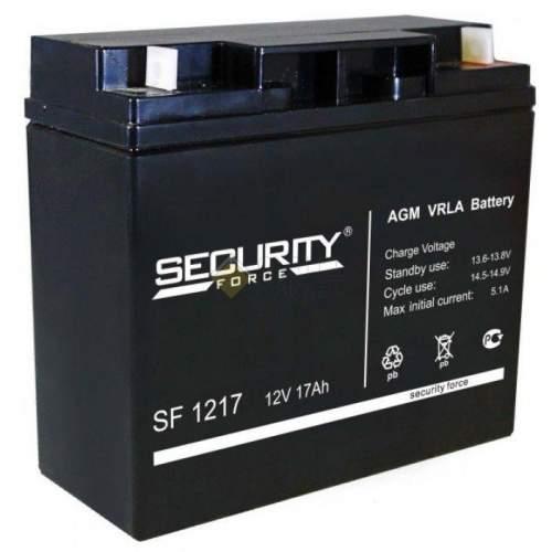 Аккумулятор свинцово-кислотный 12V 18А