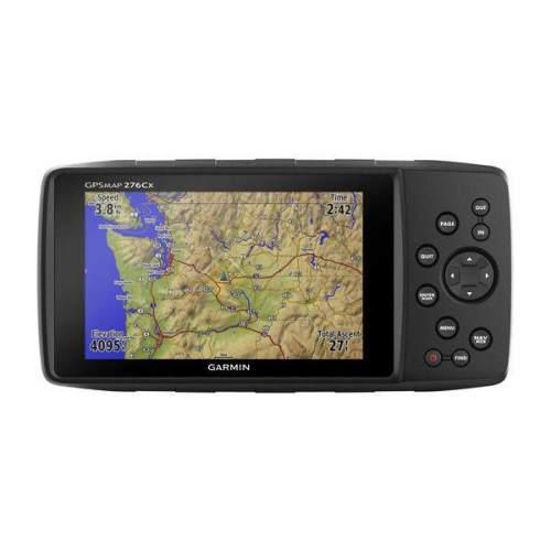 Картплоттер Garmin GPSMAP 276Cx с картами Дороги России 6.хх NR010-01607-03R6