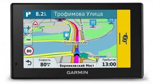 Навигатор Garmin DriveAssist 51 RUS LMT 010-01682-46