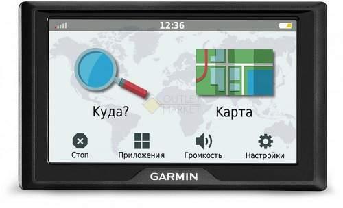 Навигатор Garmin DriveSmart 51 RUS LMT 010-01680-46