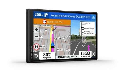 Навигатор Garmin DriveSmart 55 RUS LMT 010-02037-46