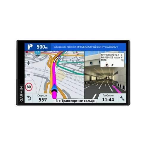 Навигатор Garmin DriveSmart 61 RUS LMT 010-01681-46