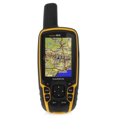 Навигатор Garmin GPSMAP 64 Russia 010-01199-01