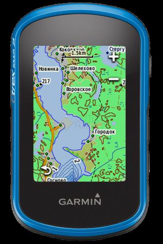 Навигатор Garmin eTrex Touch 25 GPS Глонасс Russia 010-01325-03