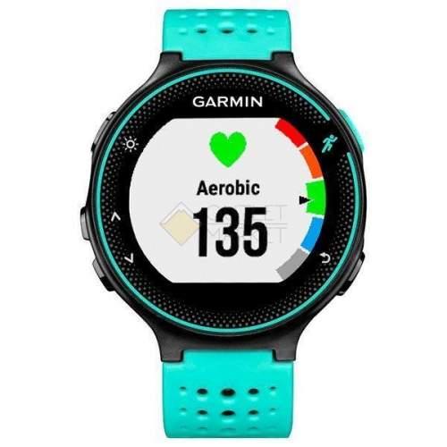 Спортивные часы Garmin Forerunner 235 Black Frost Blue