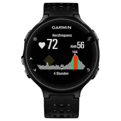 Спортивные часы Garmin Forerunner 235 Black Grey