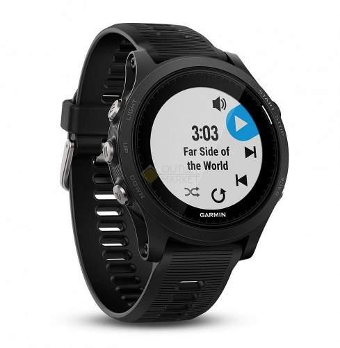 Спортивные часы Garmin Forerunner 935 черно-серый 010-01746-04