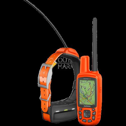 Устройство слежения за собаками Garmin Alpha 50 T5