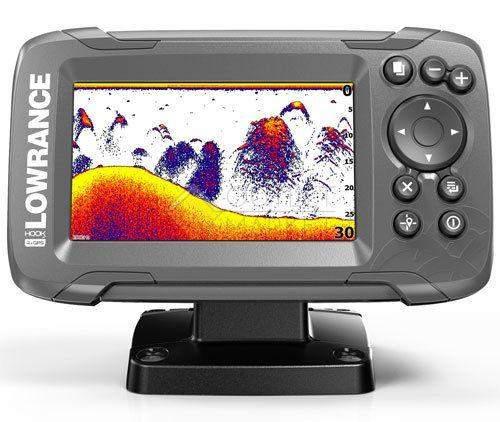 Эхолот Lowrance Hook2-4x Bullet GPS 000-14015-001