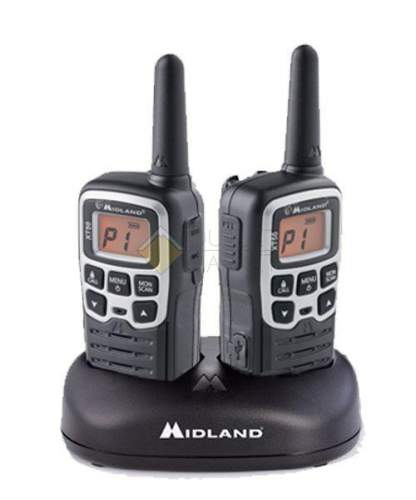 Рация Midland XT50 комплект из 2-х шт. диапазон PMR N_Midland XT50