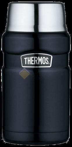 Термос из нержавеющей стали Thermos SK3020-BK King food jar 0.710L