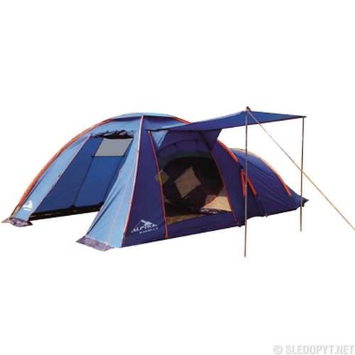 Палатка кемпинговая ALPIKA Dakota-4 4-х местная MB-TS-14