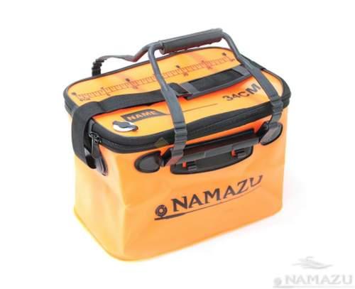 Сумка-кан Namazu складная с 2 ручками размер 50*28*28 материал ПВХ N-BOX19