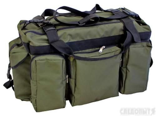 Сумка-офицерская 100л цвет-хаки PF-BP-18