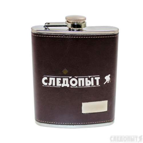 Фляжка «СЛЕДОПЫТ - Browny » 240 мл PF-BD-F18