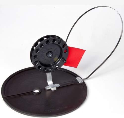 Жерлица с алюм. стойкой d-210 мм катушка 75 мм 6-12-0010