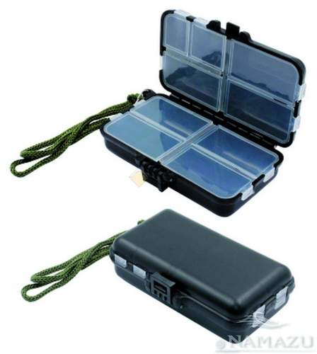 Коробка для рыболовных мелочей Namazu Case 110 х 70 х 30 мм N-BOX13