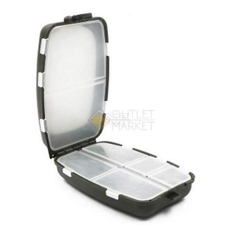 Коробка СЧ-5 с изолоном для блесен и мормышек 30818