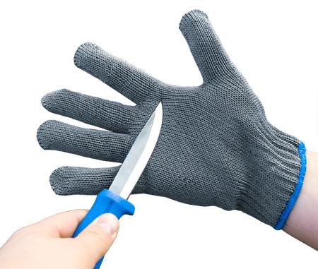 Rapala Филейная кевлар перчатка / LARGE BPFGL