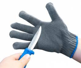 FG Филейная кевлар перчатка / SMALL