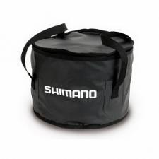 Сумка Shimano GROUNDBAIT BOWL LARGE черн.