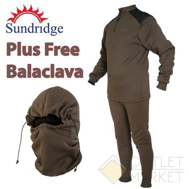 Термобелье SUNDRIDGE SleepSkin Two Piece Suit