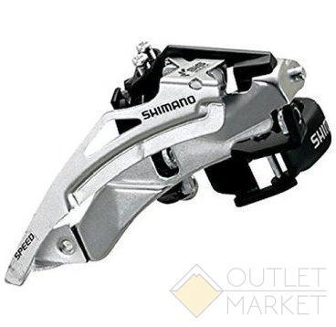 Переключатель передний Shimano Tourney TY710-2 2x7/8 46T