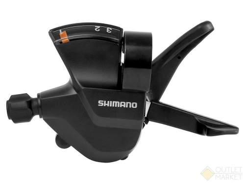 Шифтер Shimano Altus M2010 левый 3 скорости 1800 мм
