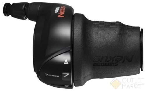 Шифтер Shimano Nexus C3000 7 скоростей для CJ-NX10 черный трос 2330