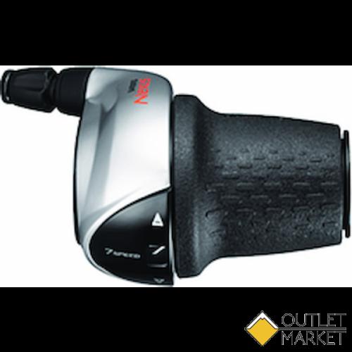 Шифтер Shimano Nexus C3000 7 скоростей для CJ-NX10 серебро трос 2300