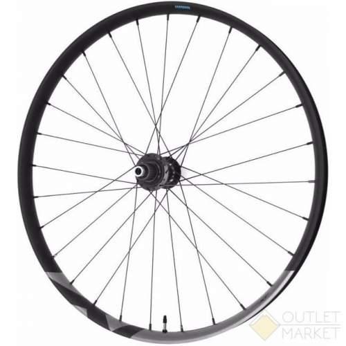 Комплект колес Shimano XT M8120-B 29 под ось 15 мм/12 мм C.Lock черные