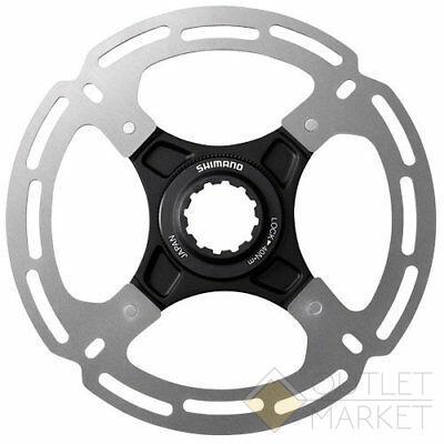 Тормозной диск Shimano RT500 140 мм C.Lock внутренние шлицы стоп. кольца