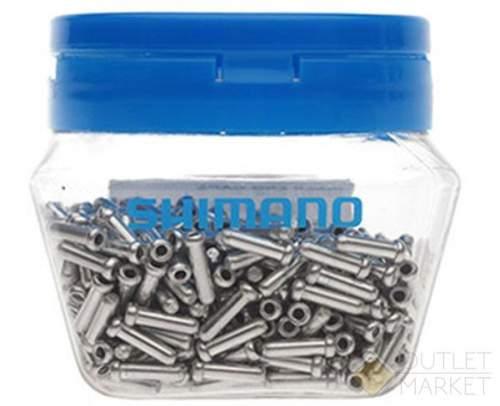 Концевик троса переключения Shimano 1.1/1.2 мм