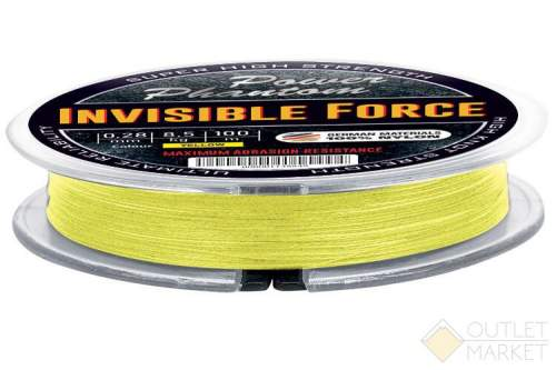 Леска Power Phantom Invisible Force FLUO 100m