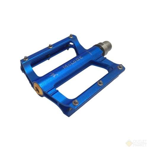 Педали Mark19 Mark19 mlg-AX09 алюминиевые сменные шипы синие